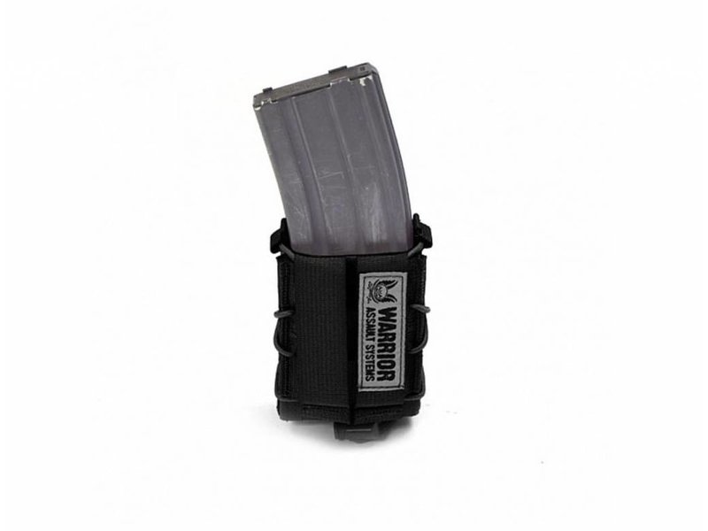 Warrior Single Quick Mag Pouch (Black)