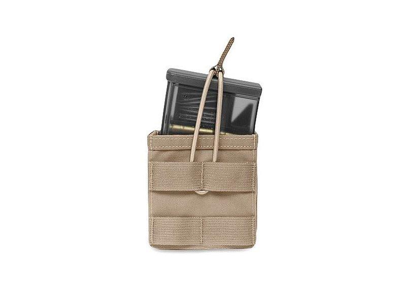 Warrior Single Open Pouch HK417 (Coyote Tan)
