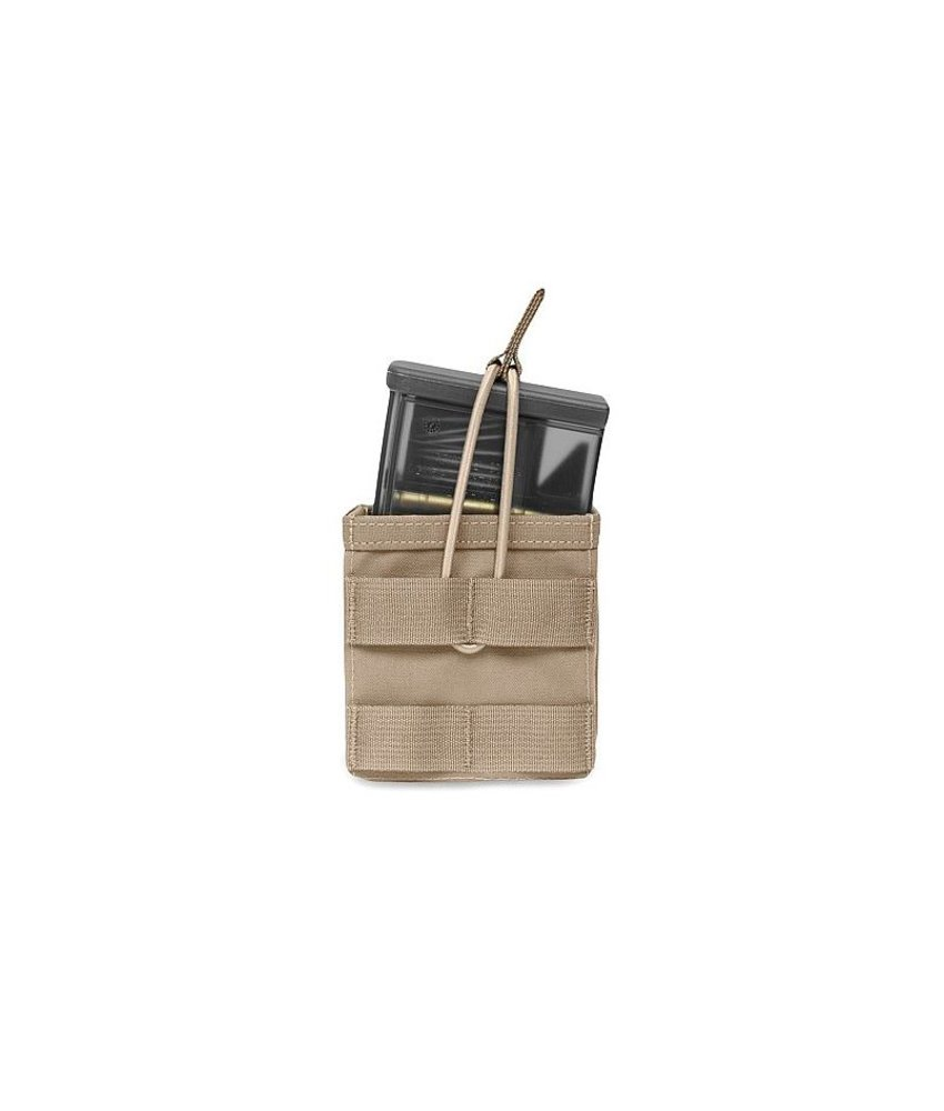 Warrior Single Open Pouch HK417 (Coyote Tan)