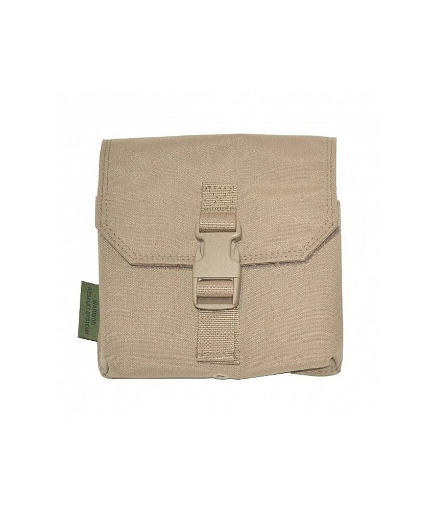 Warrior .50 Cal Mag Pouch (Coyote Tan)