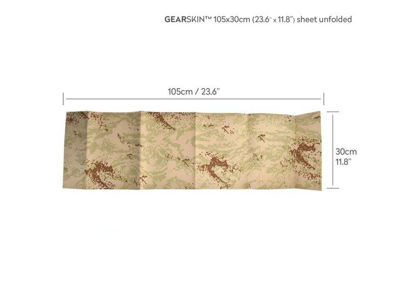 GEARSKIN Extra (Digital Desert V2)