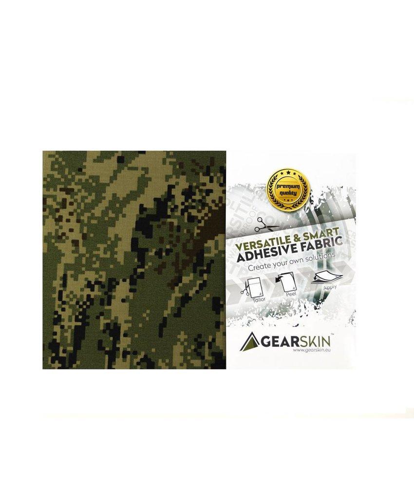 GEARSKIN Regular (Digital Woodland V2)