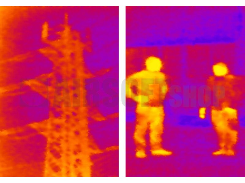Seek Thermal CompactXR Thermal Imager (iOS)