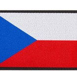 Claw Gear Czech Flag Patch