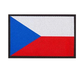 Claw Gear Tsjechisch Vlag Patch