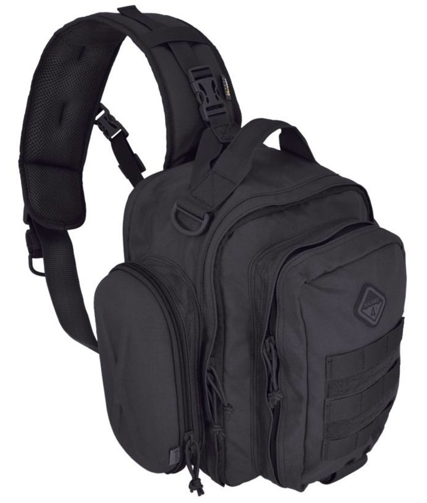 Hazard 4 Holmes Chest Slingbag (Black)