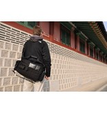 Hazard 4 Ditch Messenger Bag (Black)