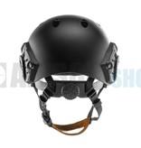 FMA Carbon Fiber FAST PJ Helmet (Black)