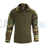 Invader Gear Revenger Combat Shirt (Woodland)