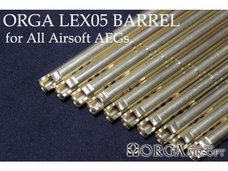 Orga 05LEX 6.05mm AEG Barrel (205mm)