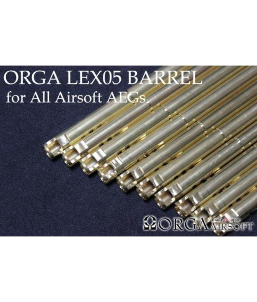 Orga 05LEX 6.05mm AEG Barrel (375mm)