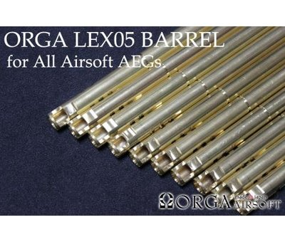 Orga 05LEX 6.05mm AEG 455mm Barrel