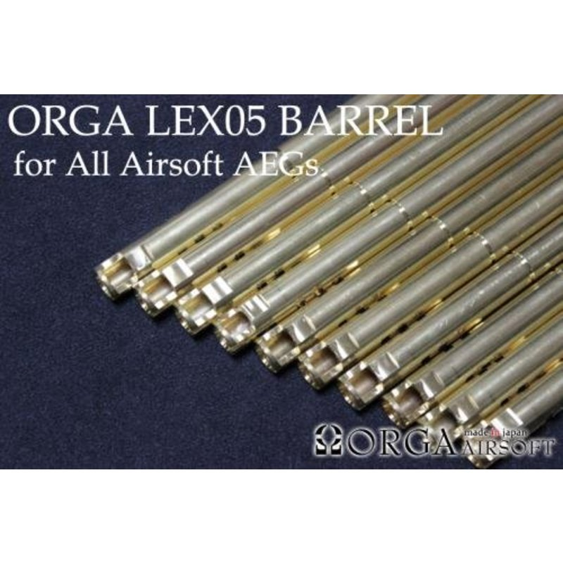 Orga 05LEX 6.05mm AEG Barrel (455mm)