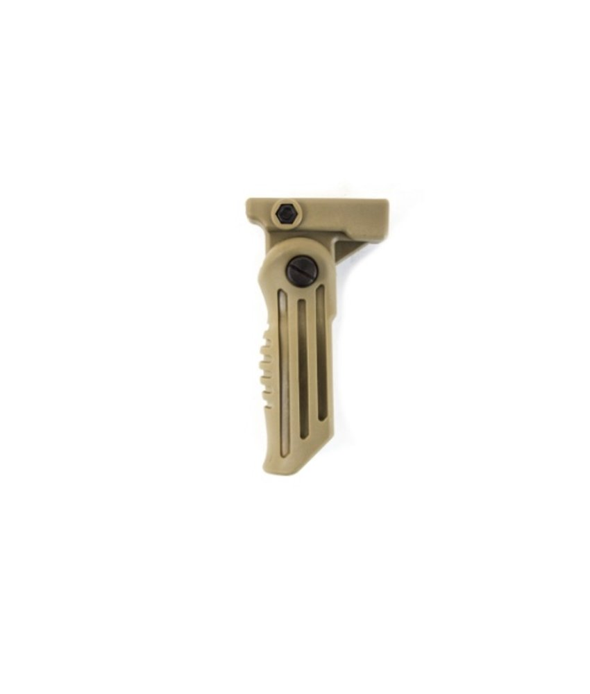 NUPROL Folding Vertical Grip (Tan)