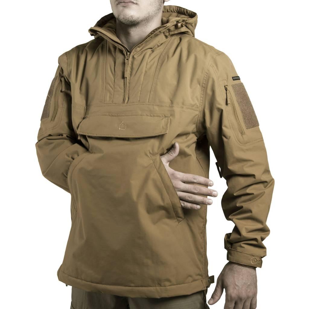 Gun T Shirts >> Pentagon UTA Anorak (Grindle Green) - Airsoftshop