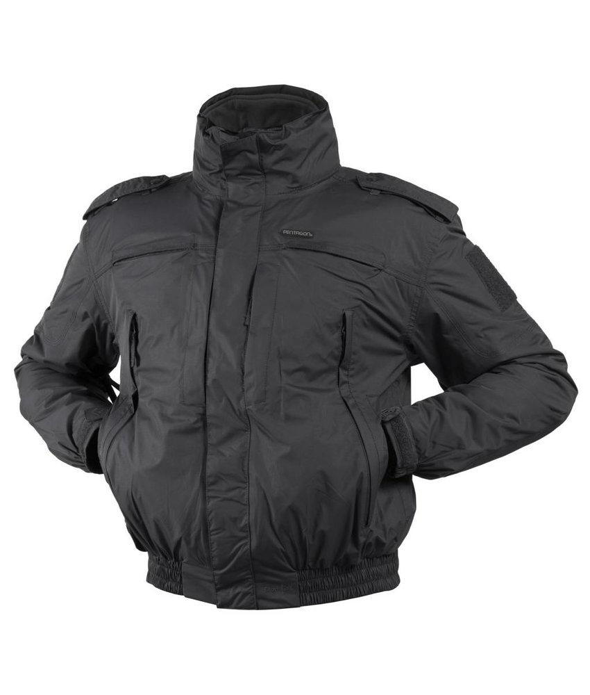 Pentagon LVNR Jacket (Black)