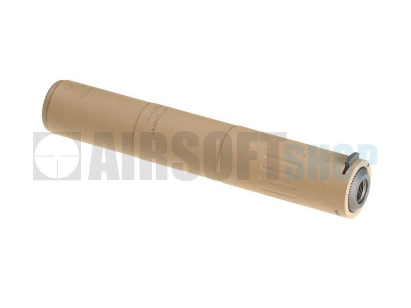 Big Dragon SRP-M4 Silencer 25mm CCW (Tan)