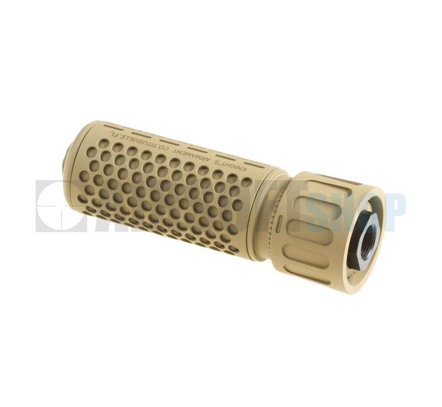 KAC 556 QDC CQB Silencer (CW) (Tan)