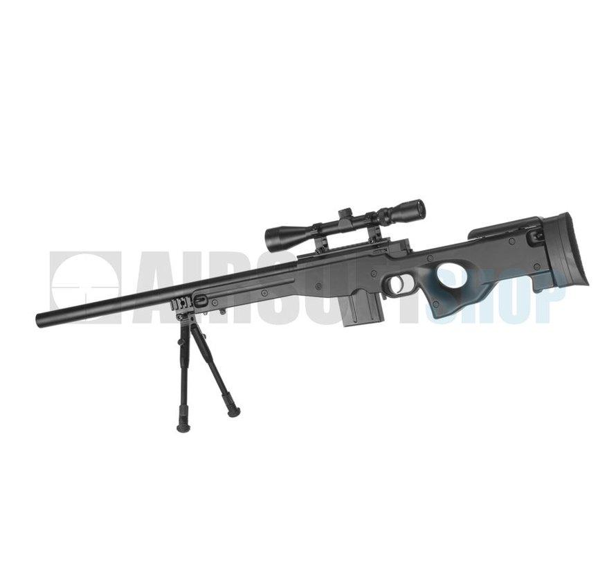 L96 AWP Sniper Rifle Set (Black)
