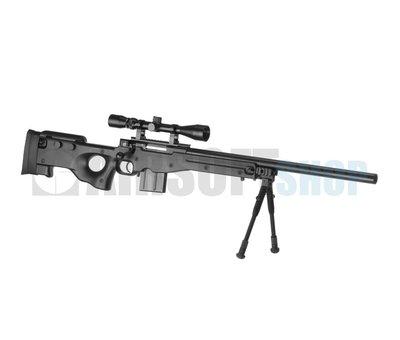 WELL L96 AWP Sniper Rifle Set (Black)