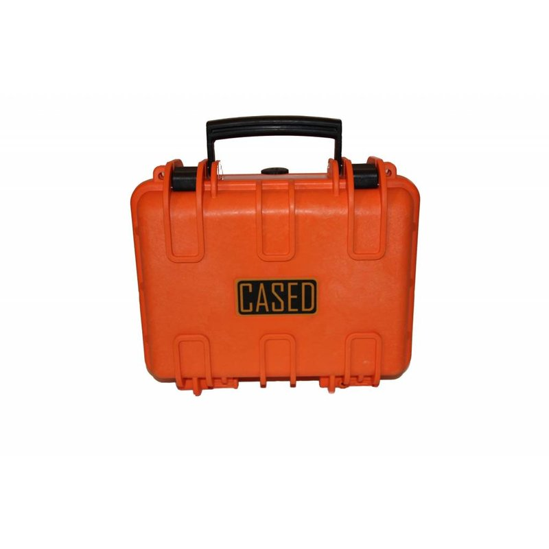CASED Small Case S4 (Orange)