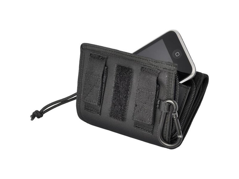 Hazard 4 iWallet (Black)