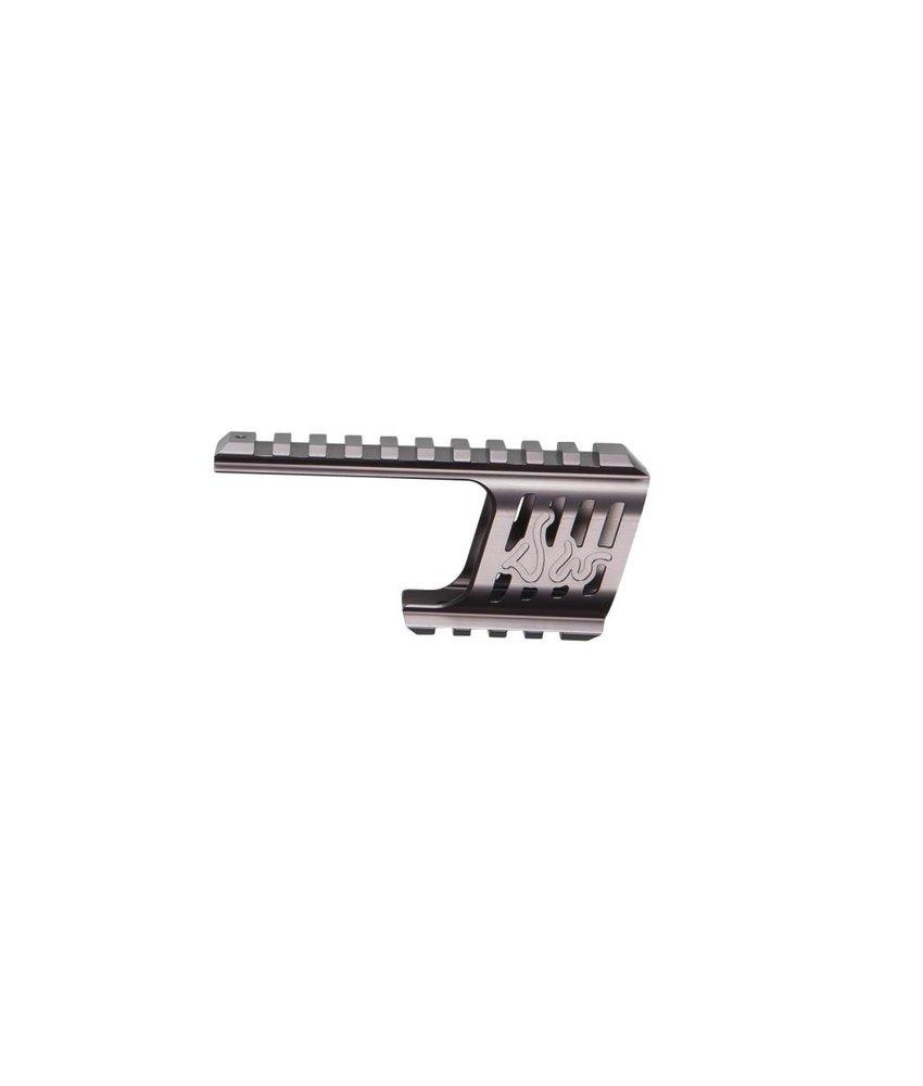 ASG Dan Wesson DW 715 CNC Mount (Steel Grey)