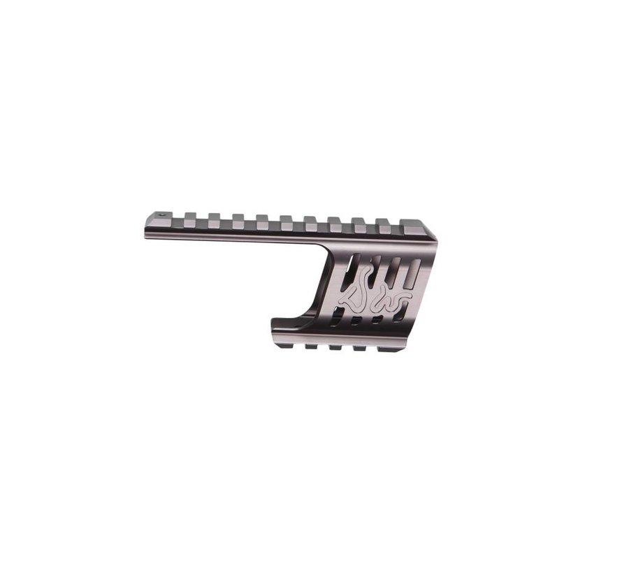 Dan Wesson DW 715 CNC Mount (Steel Grey)
