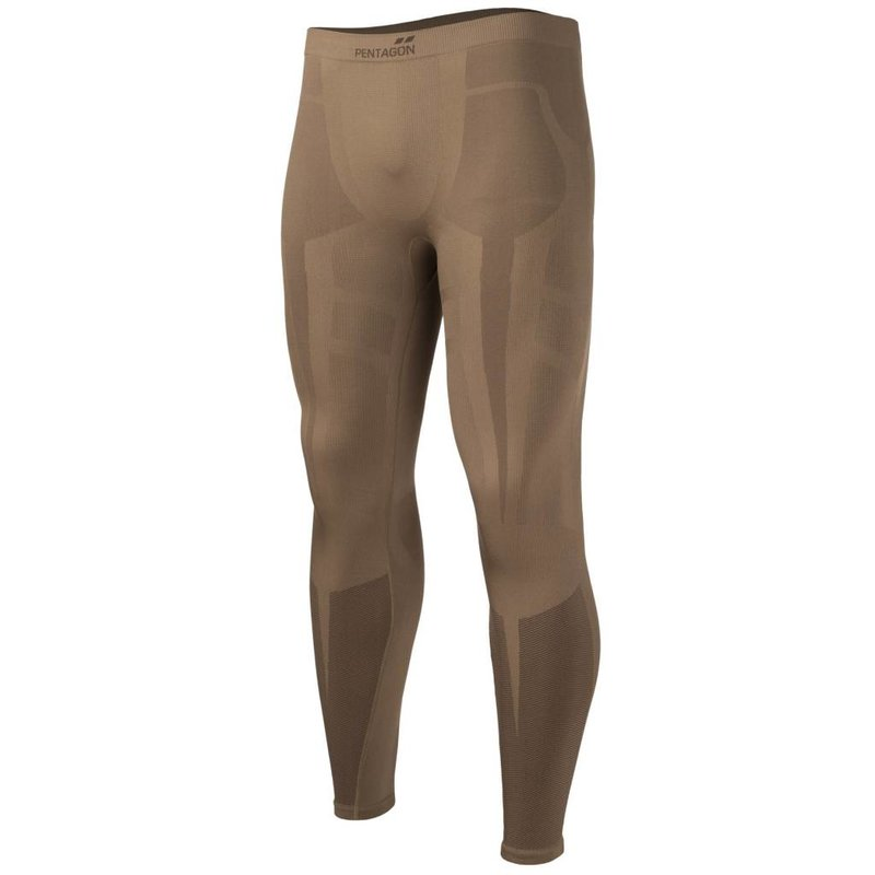 Pentagon Plexis Long Knitted Nylon Pants (Coyote)