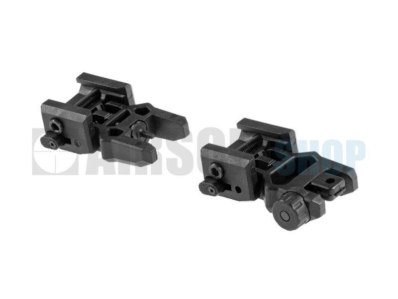 FMA Gen 3 Flip-Up Sights (Black)