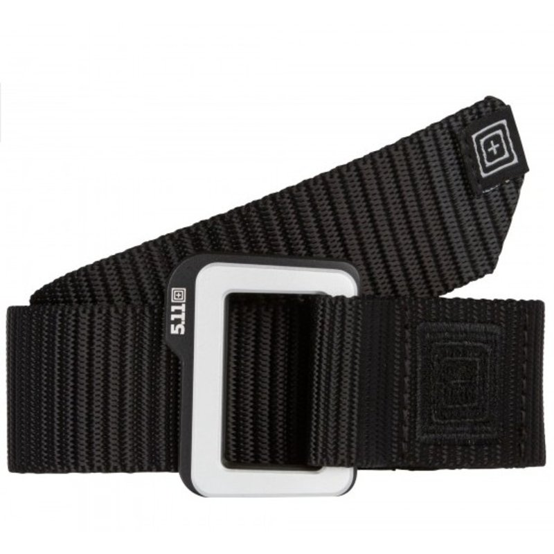 5.11 Tactical Traverse Double Buckle Belt (Black)