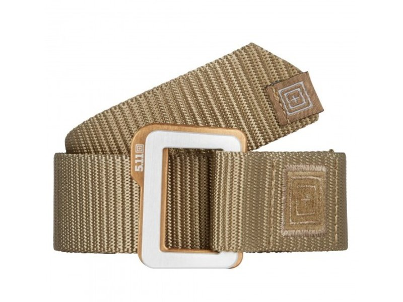 5.11 Tactical Traverse Double Buckle Belt (Sandstone)