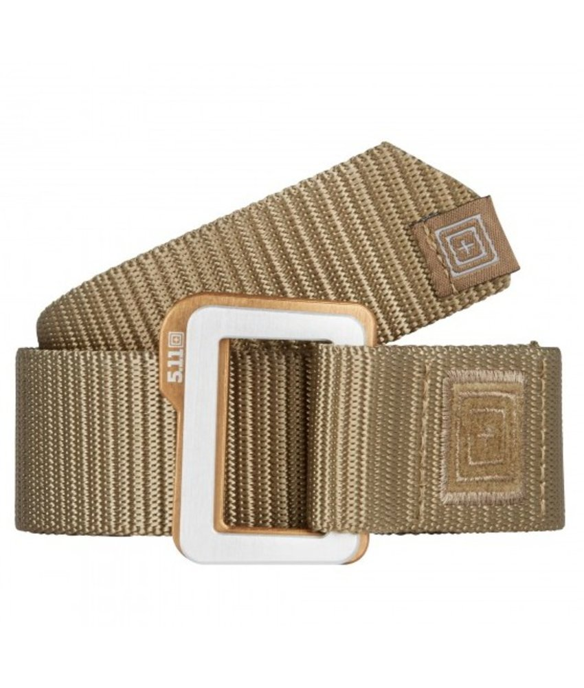 5.11 Tactical Traverse Double Buckle Belt (Sandstone)