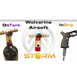 Wolverine STORM InGrip Regulator (Black)