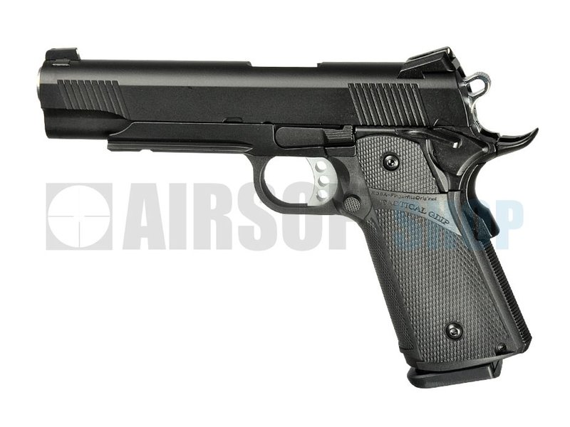 KJ Works Hi-Capa 5.1 Full Metal GBB