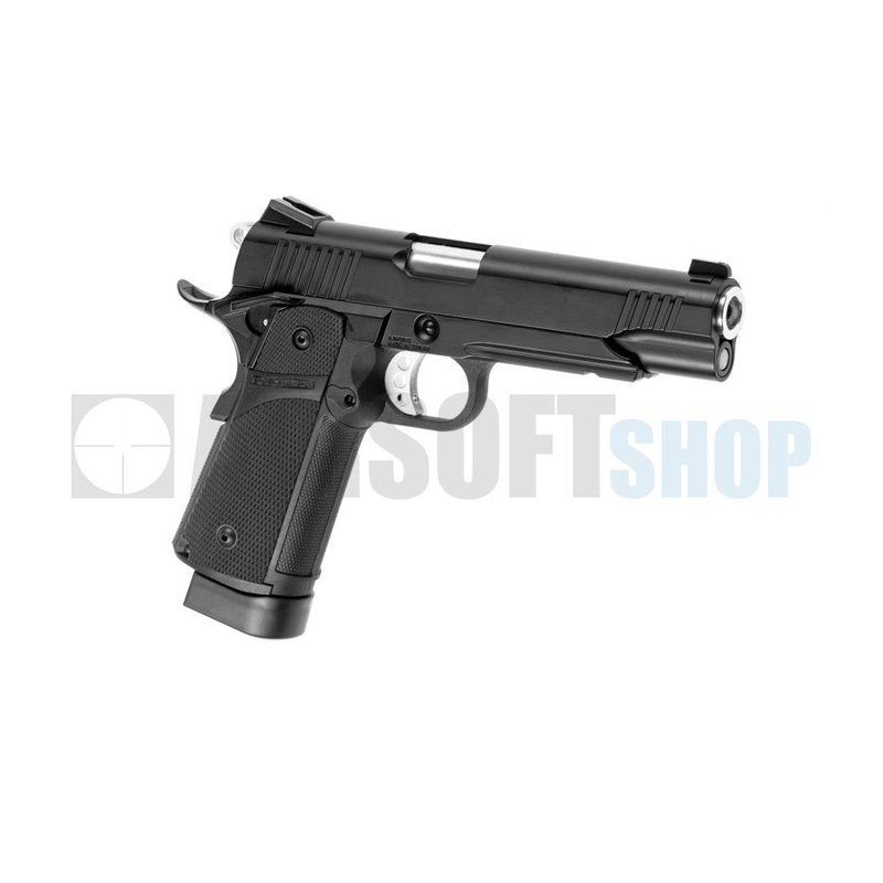 KJ Works Hi-Capa 5.1 Full Metal CO2