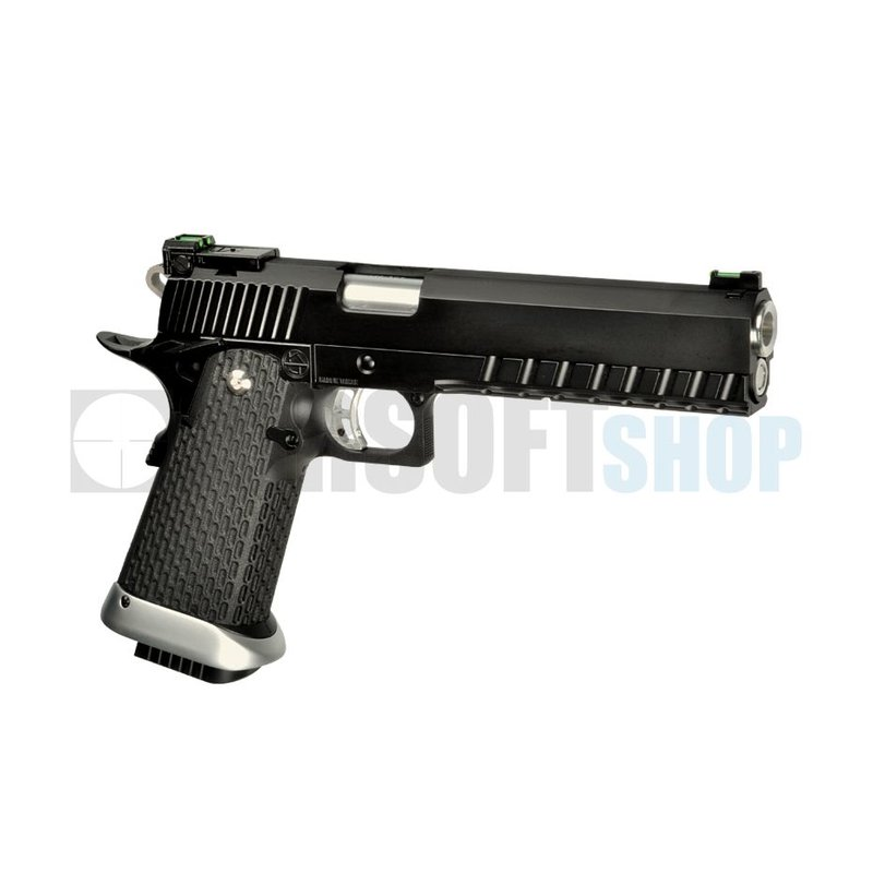 KJ Works Hi-Capa 6 Full Metal CO2