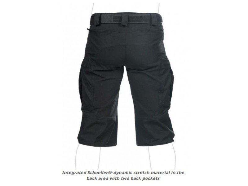 UF PRO P-40 Tactical Shorts (Black)