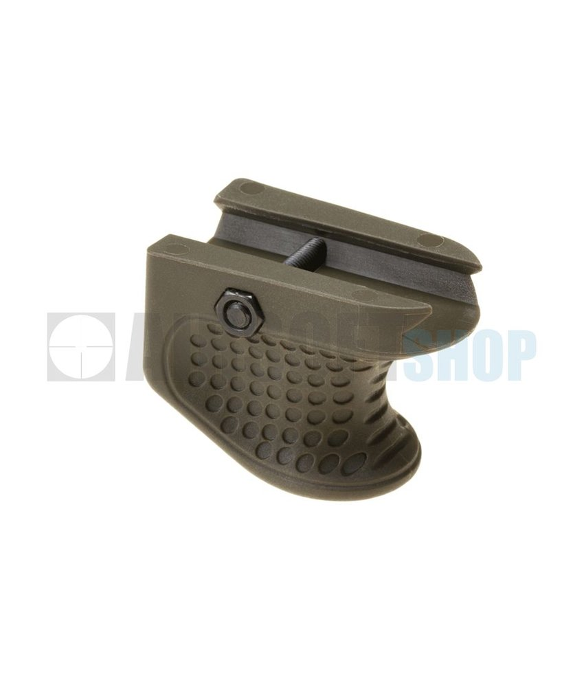 IMI Defense TTS Tactical Thumb Support Grip (Olive Drab)