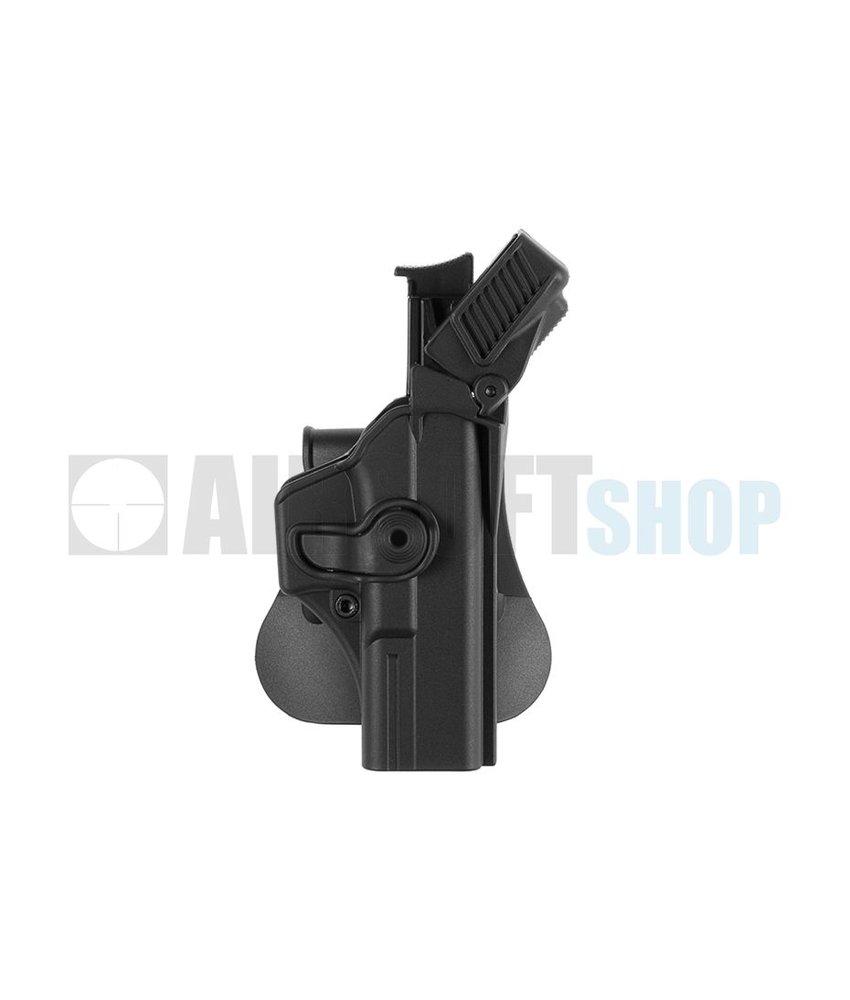 IMI Defense Glock 17 Level 3 Retention Holster (Black)