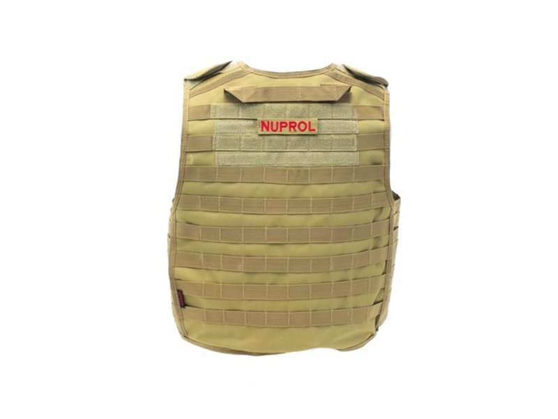 NUPROL PMC Plate Carrier (Tan)