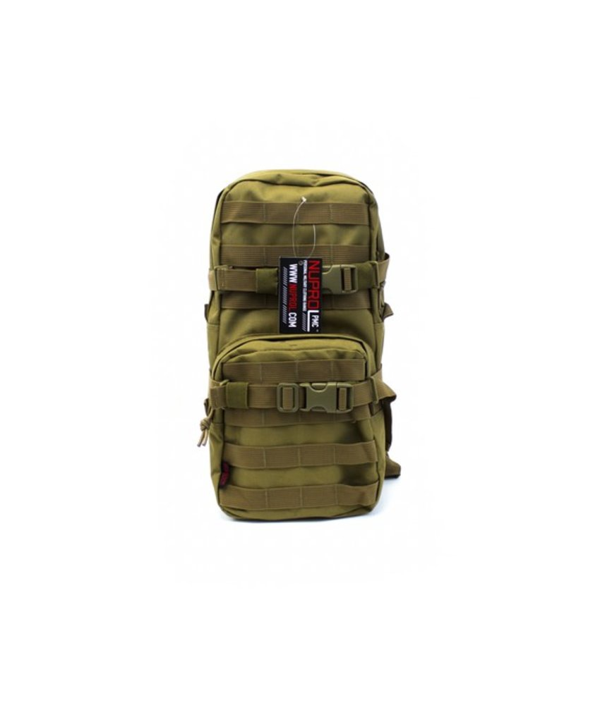 NUPROL PMC Hydration Pack (Tan)