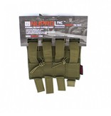 NUPROL PMC M4 Double Open Mag Pouch (Green)