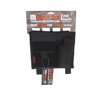 NUPROL PMC Admin Pouch (Black)
