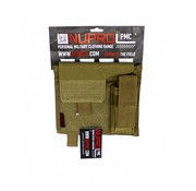NUPROL PMC Admin Pouch (Tan)