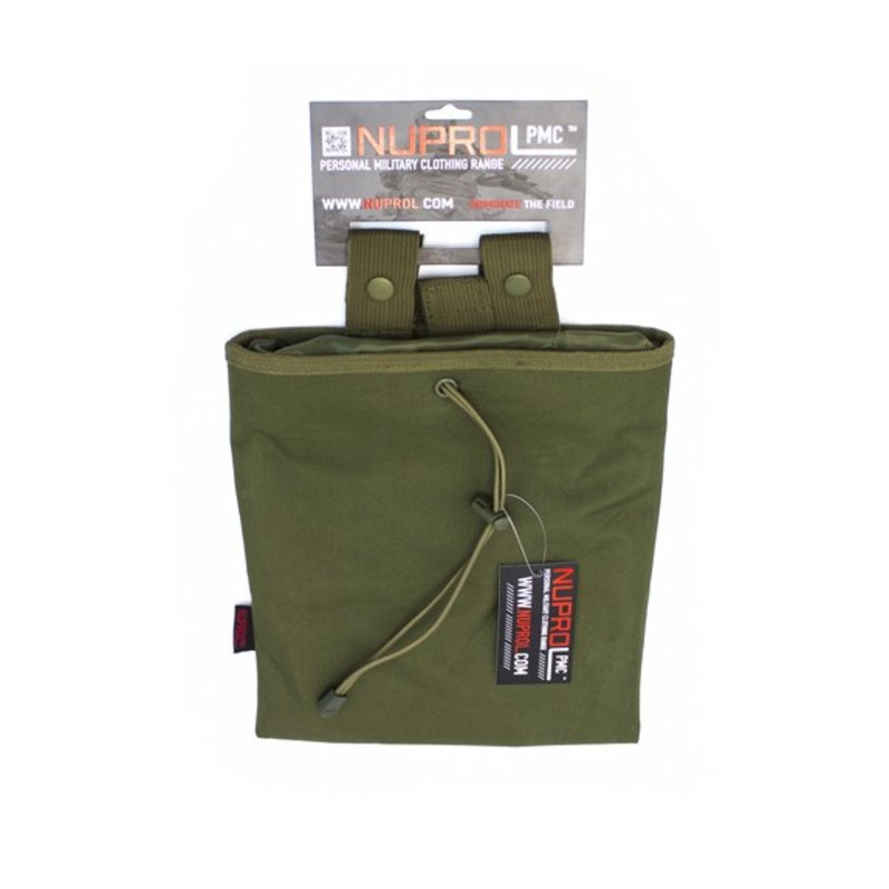 NUPROL PMC Dump Pouch (Green)