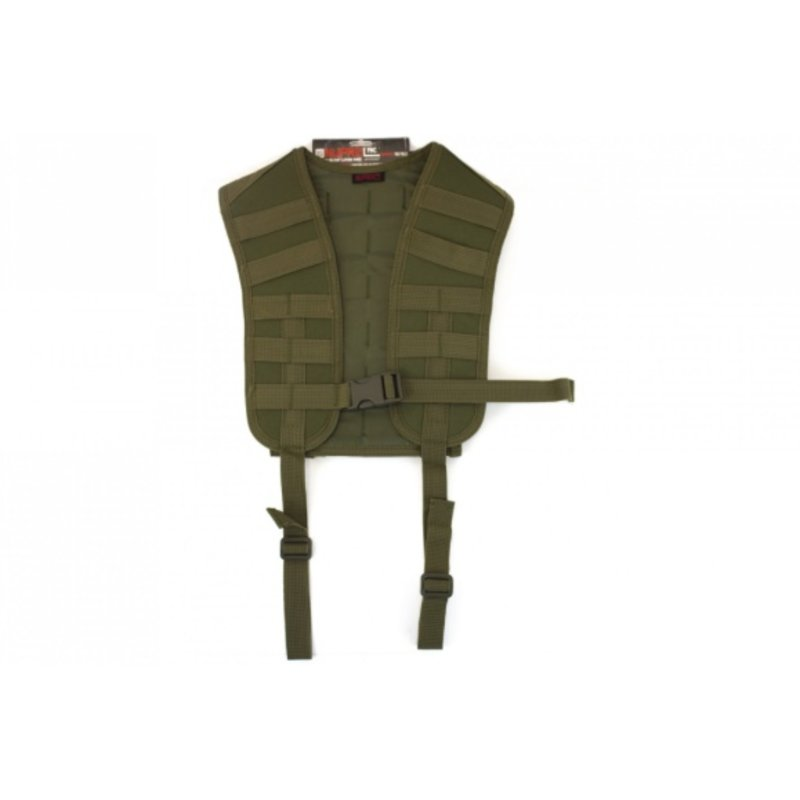NUPROL PMC MOLLE Harness (Green)