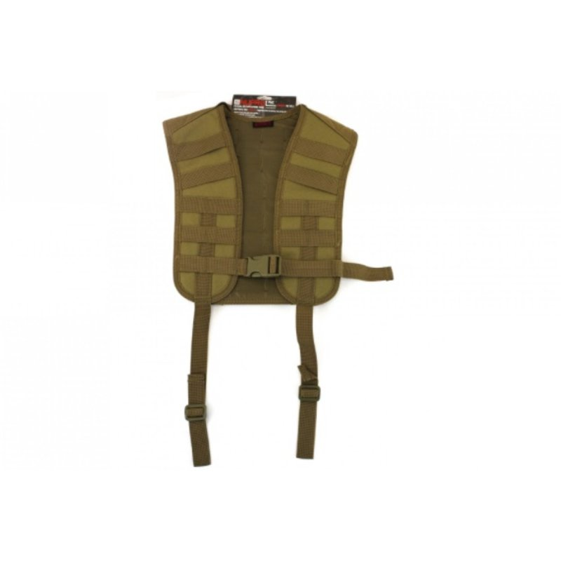 NUPROL PMC MOLLE Harness (Tan)