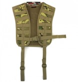 NUPROL PMC MOLLE Harness (NP Camo)