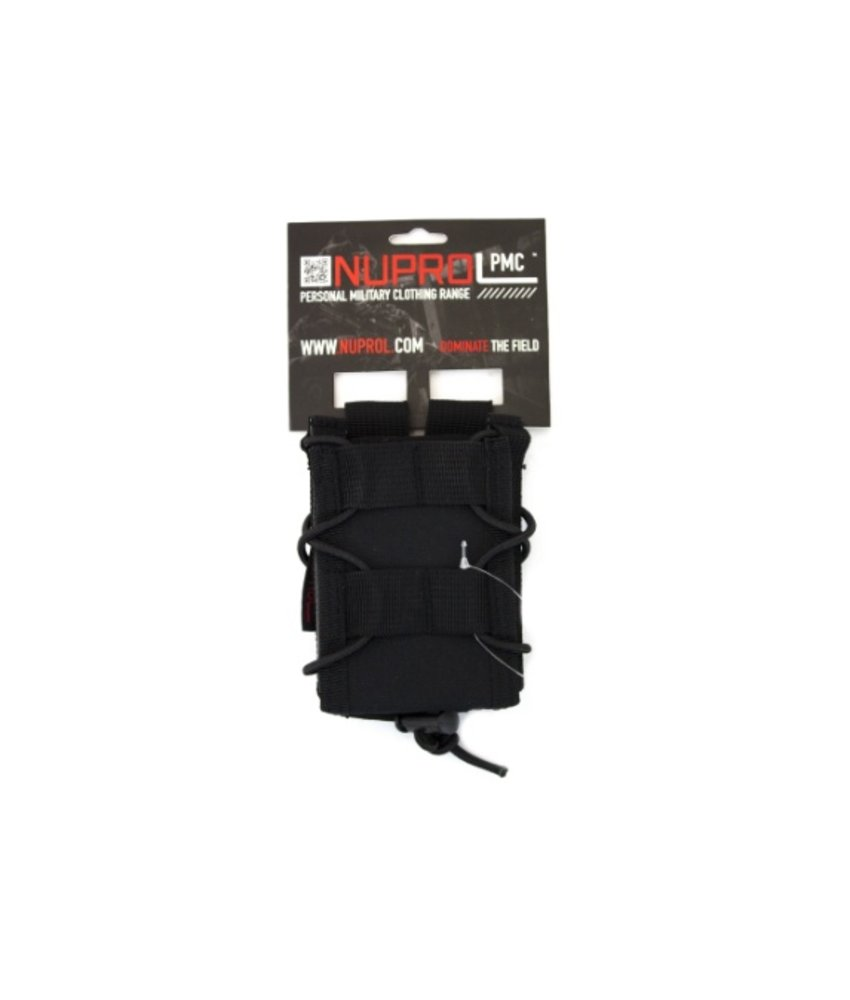 NUPROL PMC Rifle Open Top Pouch (Black)